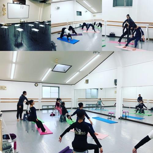 5/26「亀田晴美ジャイロキネシス&バレエ」MOVEプチセミナーNo6