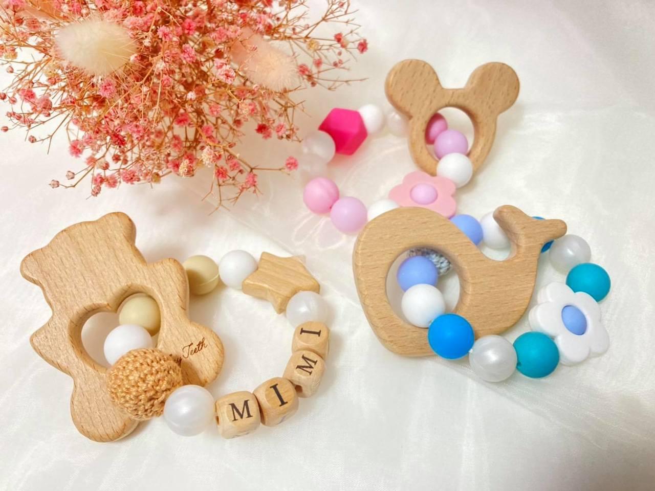 【秦野】0歳児の赤ちゃんからOK!ベビーフフェア-歯固めジュエリー作り-|2021年1月23日(土)
