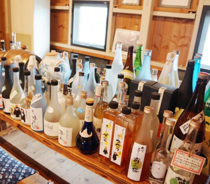 高田酒造場 酒蔵見学とオリジナルラベルづくりプラン