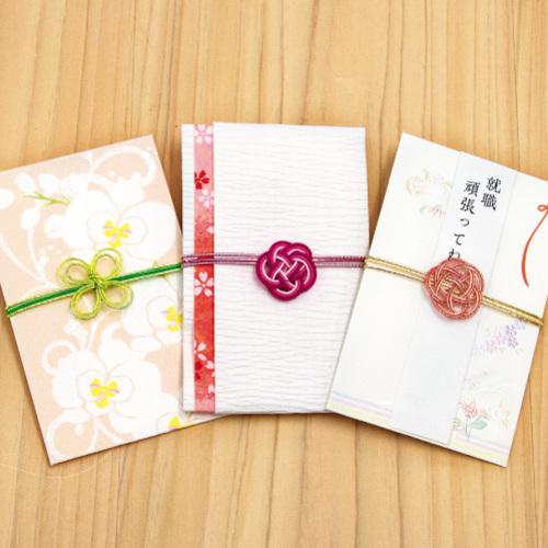 G.Itoya10F  エヌビー社ワークショップ「水引でぽち袋を作ろう!」9月16日(月・祝)