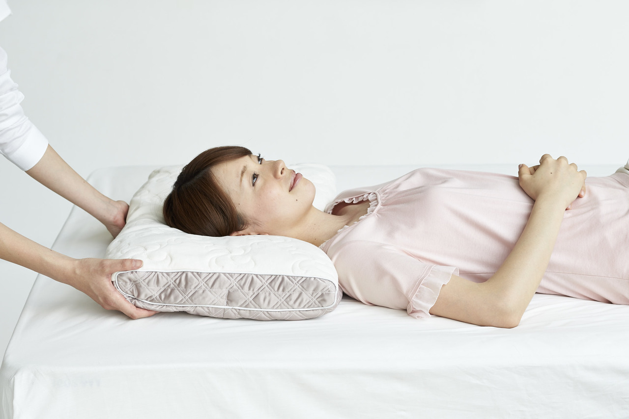 眠りのご相談・オーダー枕・メンテナンスはこちらをクリック