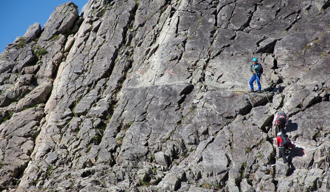 【7/24(水)】 【やまきふ登山部 机上講習】 剱岳への誘い