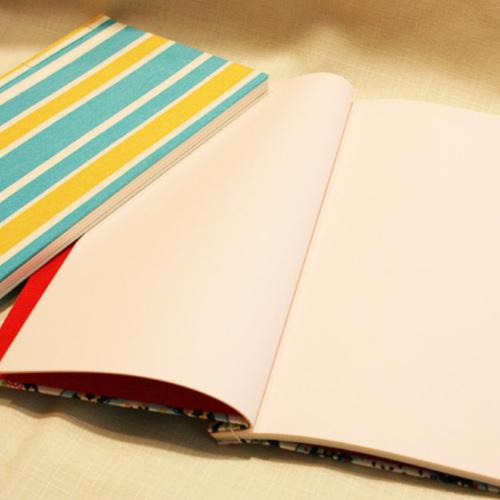 【パピエリウムクラフト】 和綴じノート 7月4日(木)・14日(日)