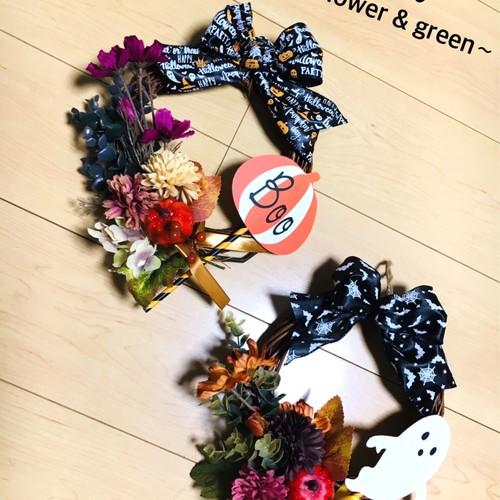 【小平】小平ハロウィンフェア~②ハロウィンリース~|2019年10月14日(月祝)
