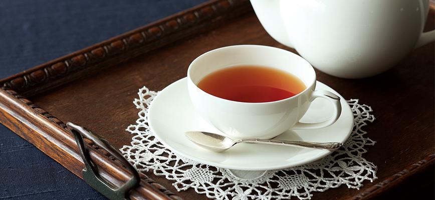 オンライン・体験型講座:【いれ方】紅茶-ホットティーの基本