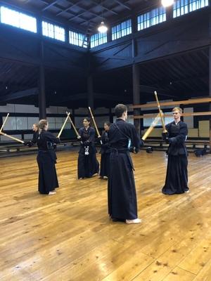 OSAKA Castle Kendo Experience