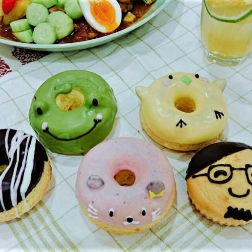 6月「こどもパリジェンヌお菓子の時間」