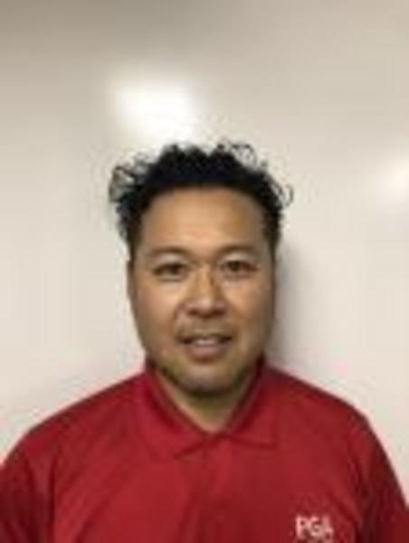 松山謙史プロ オンラインゴルフスイングチェック