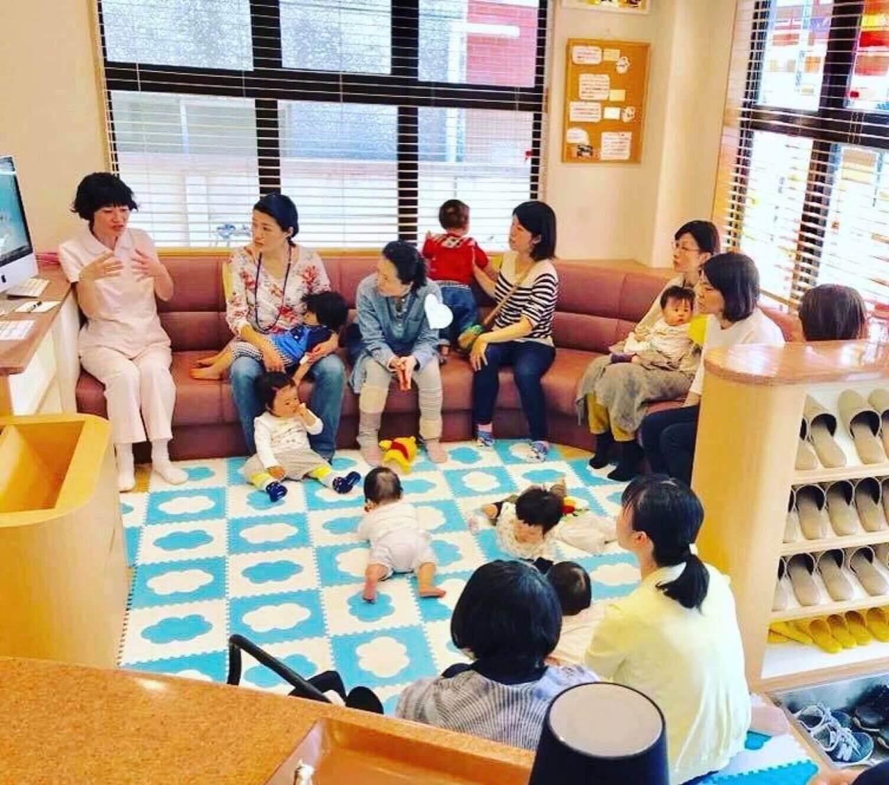 7/14無料☆歯が生えたらおいで‼︎『よちよちクラブオンライン開催!!』