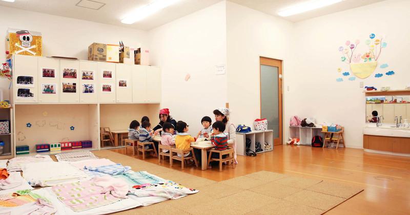 グローバルキッズ神田駅前保育園 園見学の申し込み