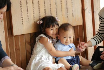 富岡八幡宮 写真室|スタジオ記念撮影・境内スナップ・私服スナップロワブルの予約