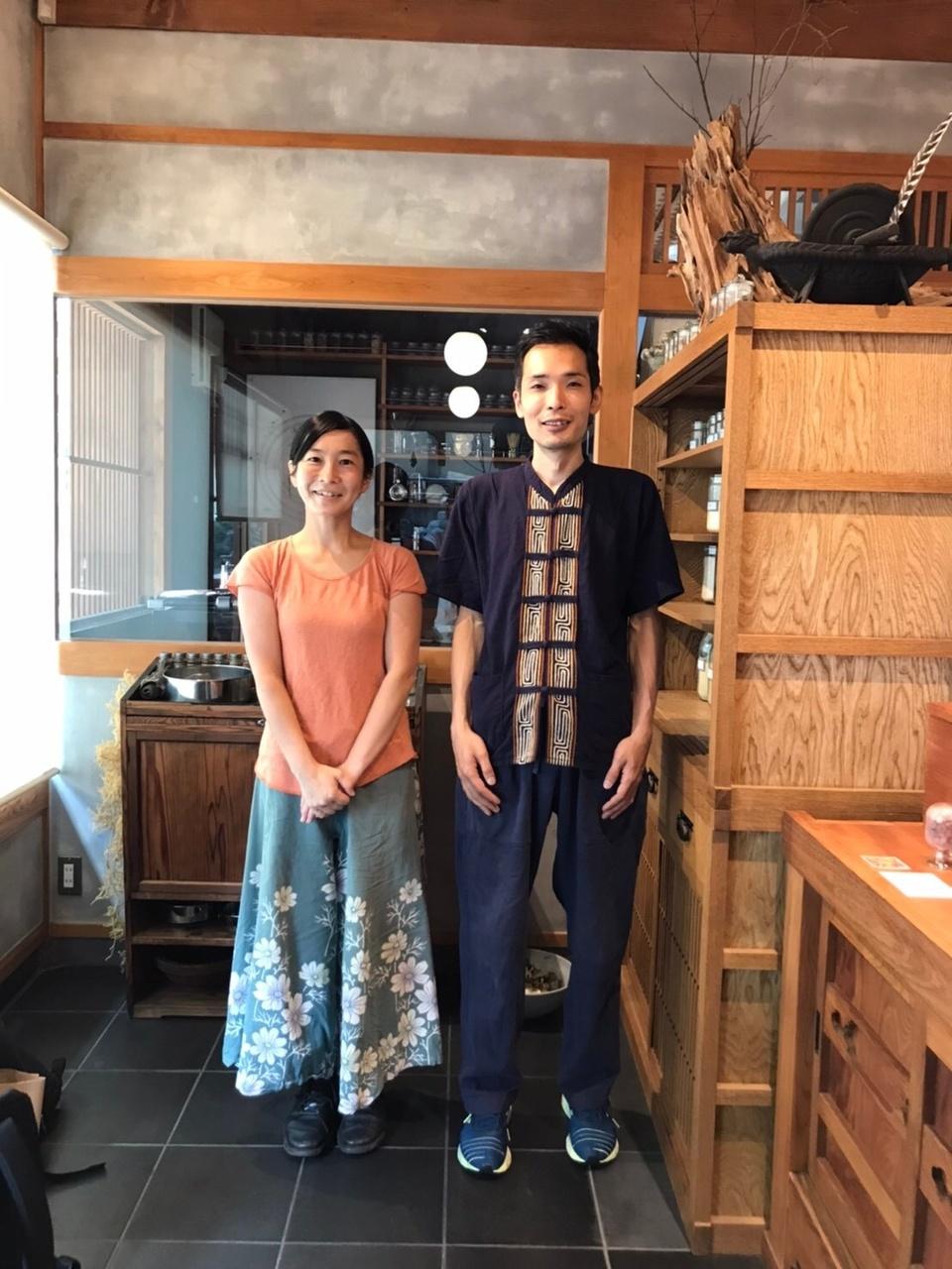 サンガ・インセンス✖︎発酵食堂カモシカ 〜いぶすとかもすは兄妹かも♪〜 発酵食の燻製体験ワークショップ