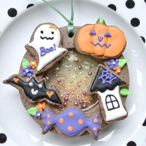 【小平】小平ハロウィンフェア~③ハロウィンシャカシャカクッキー作り~|2019年10月14日(月祝)