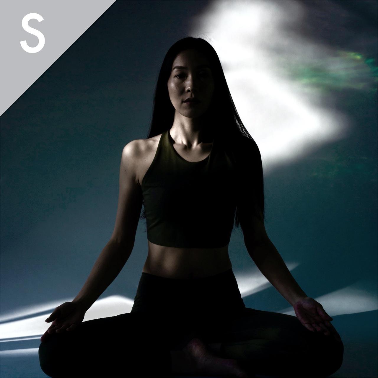 おやすみ前瞑想と呼吸 by 渡部累
