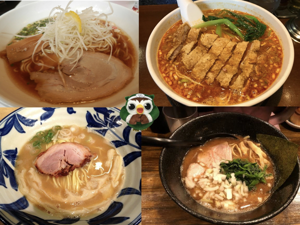 【Shibuya】Ramen Tour