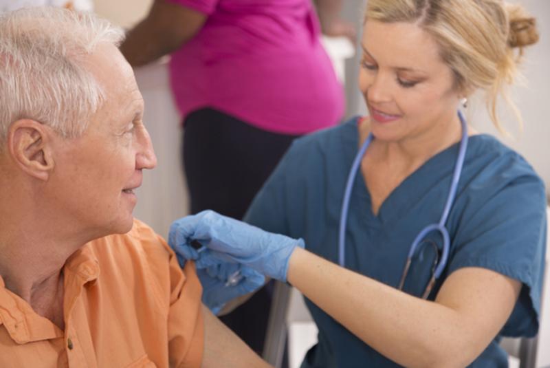 インフルエンザ予防接種(診療と同時に予防接種される方は診療予約のみお願いします。)