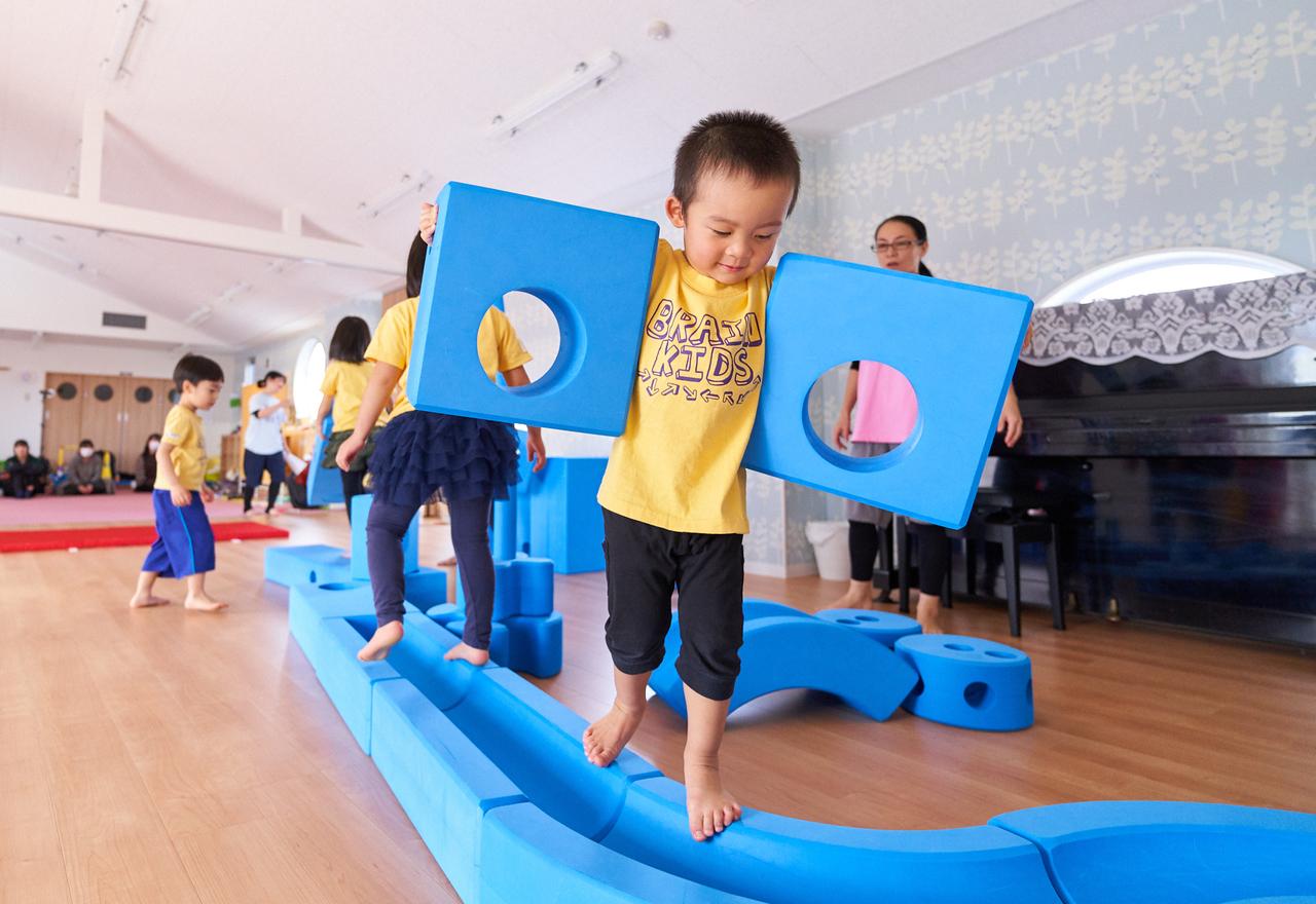 ブレインキッズ体操教室【幼児クラス 3~5歳】お試し体験レッスン