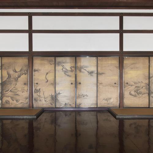 大徳寺聚光院 やまと語りべ奉納公演「千の光を継ぐもの~利休と等伯~」