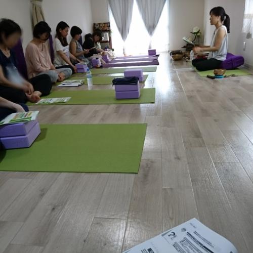 マリカ4周年イベント マインドフルネス講座『慈悲の瞑想』