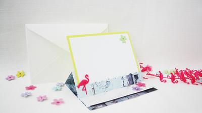 中止 ☆G.W.☆【パピエ*mini*】スタンディングカードを作ろう 5月開催分 *お子様可