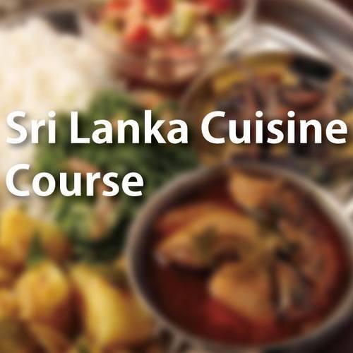 スリランカ料理コース 12月 第3回目 チキンカレー