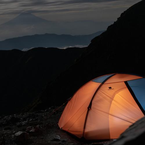 【9/5(木)】 テント泊を快適に過ごせる方法とは