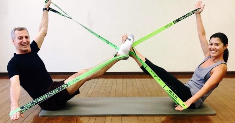 毎週《オンライン》Pilates with Elastiband®︎ 初級★