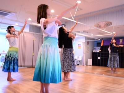 【Hula(フラダンス)】Yui