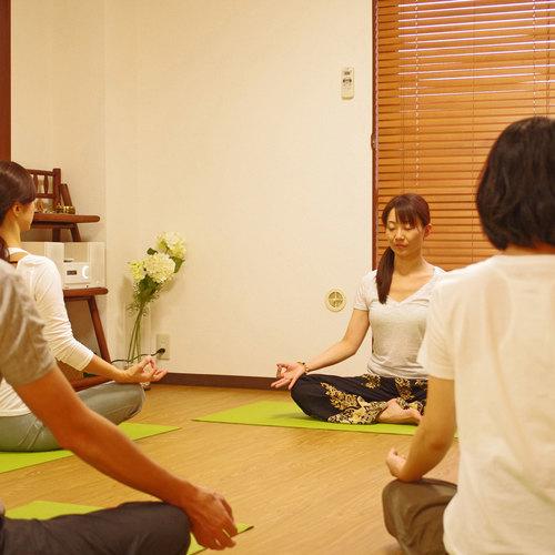 呼吸+瞑想クラス 咲起