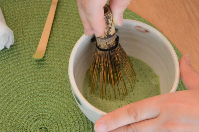 7月 夏企画:テーブル茶道の1DAYレッスンを体験しよう