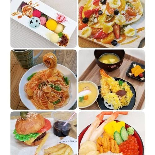 食品サンプル 基礎講座・趣味の講座・1DAY講座・体験講座・こども講座 11月23日(土)