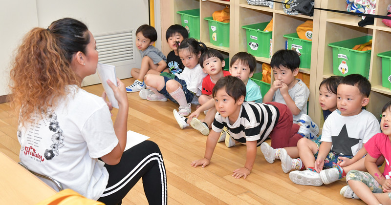 リトルガーデンインターナショナルスクール 幕張校 園見学予約ページ