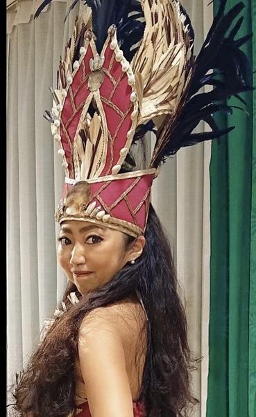 【Junior Tahitian Dance(ジュニアタヒチアンダンス)】Yui ☆10歳~18歳未満限定