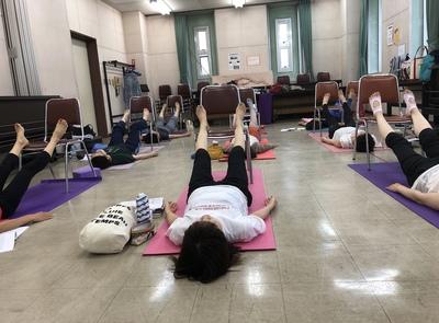 2019年 乳がんヨガ指導者養成講座《12/15》埼玉県(大宮)