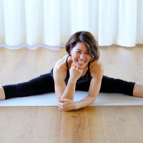 呼吸とヨガ Sachiko