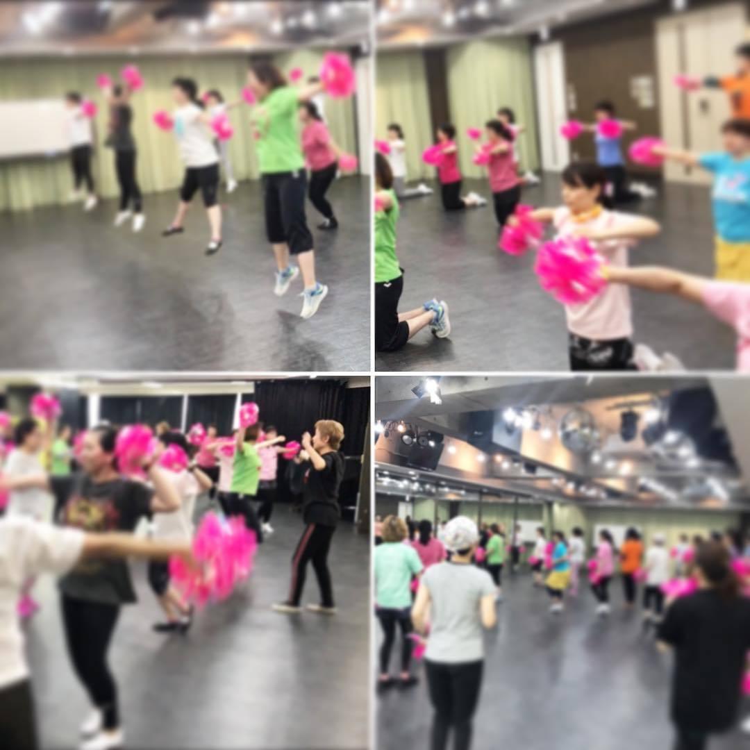 チアダンス教室 @秋葉原 2019年6月2日(日)10:15〜11:45