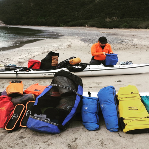 【10/30(水)】 シーカヤッキングを始めよう!Lesson2 ~海にも山と同じ世界がある~