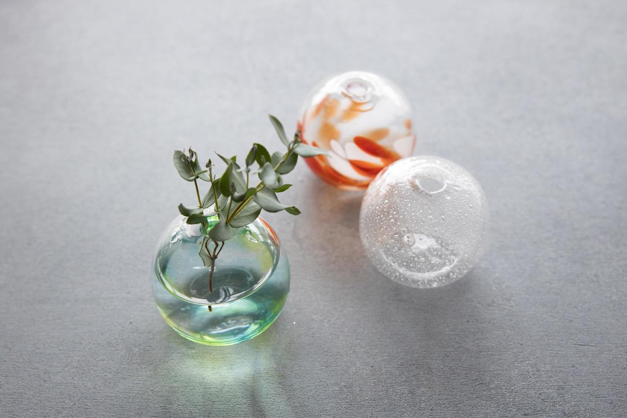 【武蔵小杉】吹きガラス体験で一輪挿し花瓶作り|2021年4月11日(日)