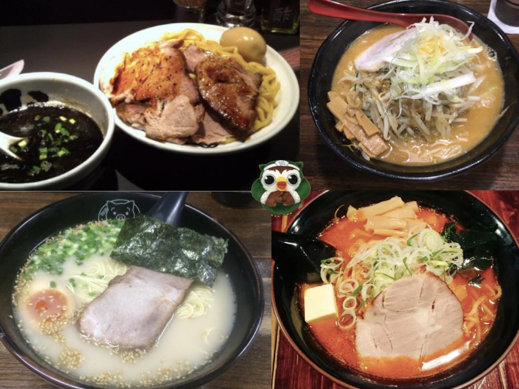 【Ueno】Ramen Tour