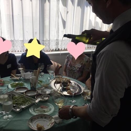 (キャンセル待ち)独身ワイン会@銀座 イタリアプレミアムワインを楽しむ会 (ワインの知識が付くプチ講座付き)
