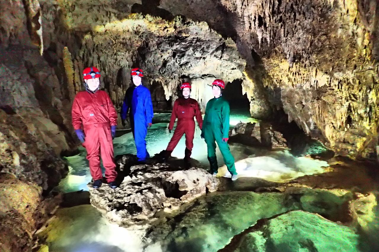 おきのえらぶ島で洞窟探検!!3日間 ★Go To トラベル対象商品★