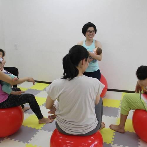 【6/25】お子様連れ歓迎!にこにこで育児を楽しめる体力つくりクラス