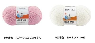 【11月】【編み物】初心者向け 最終目標はムーミン靴下!【こつこつレベルアップ!】