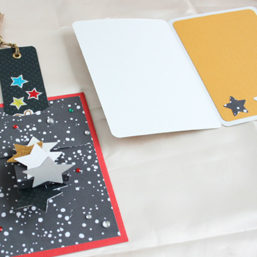 NEW!!【パピエリウムクラフト】First Noel Cards 11月14日(木)・17日(日)