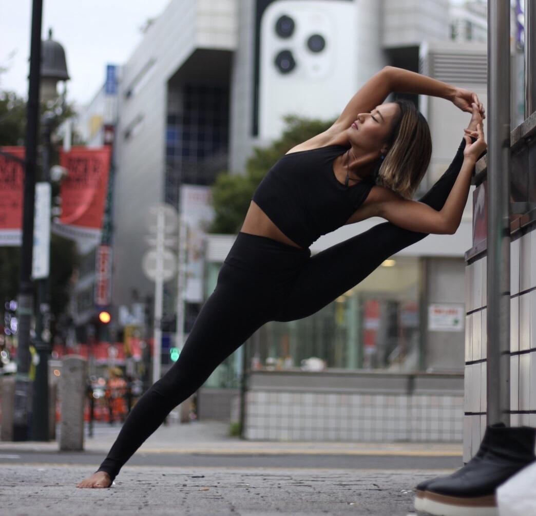 Inside Flow Yoga(インサイドフローヨガ)  SATOMI