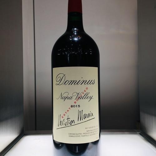 【ワインアドヴォケイトで100点!!】2015 ドミナス マグナムボトル