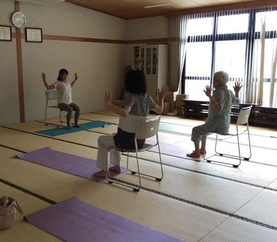 2020.3.22【宮崎市】乳がんヨガ指導者養成講座