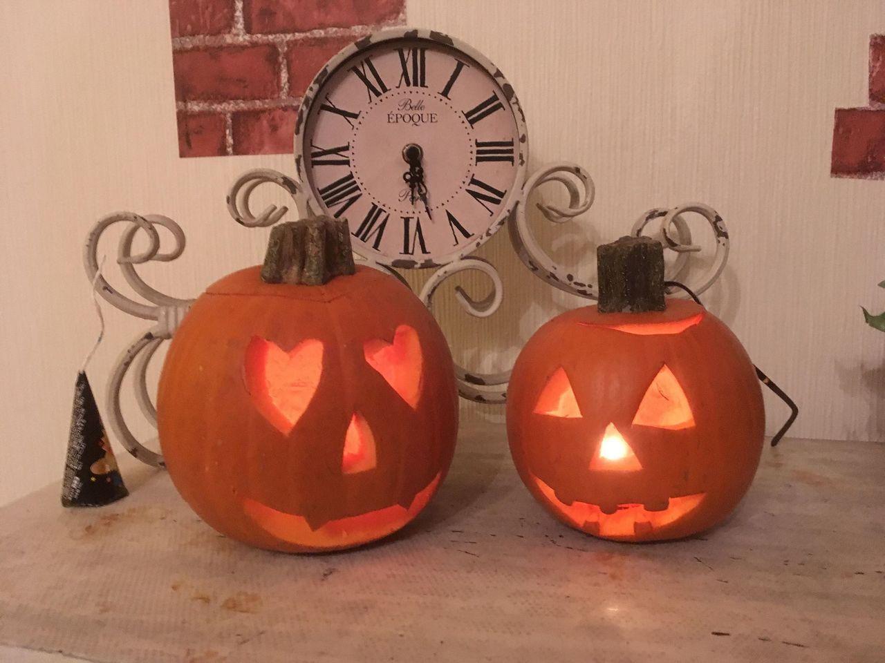 <親子・夫婦限定>【湘南平塚】ハロウィンかぼちゃでジャックオーランタン作り|2019年10月20日(日)