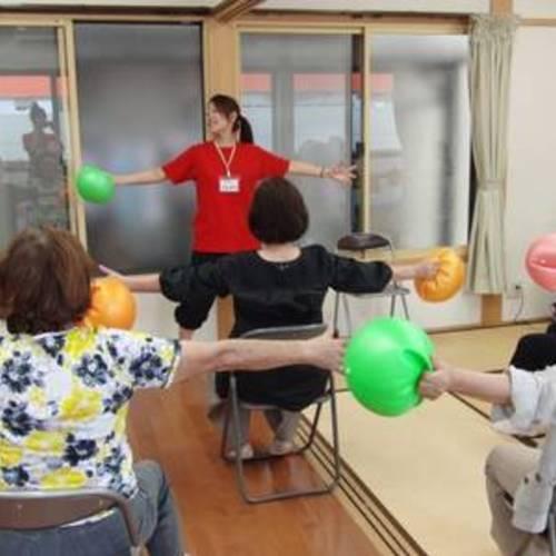 【介護職・介護支援者の為の】シニア体幹トレーニングセミナー