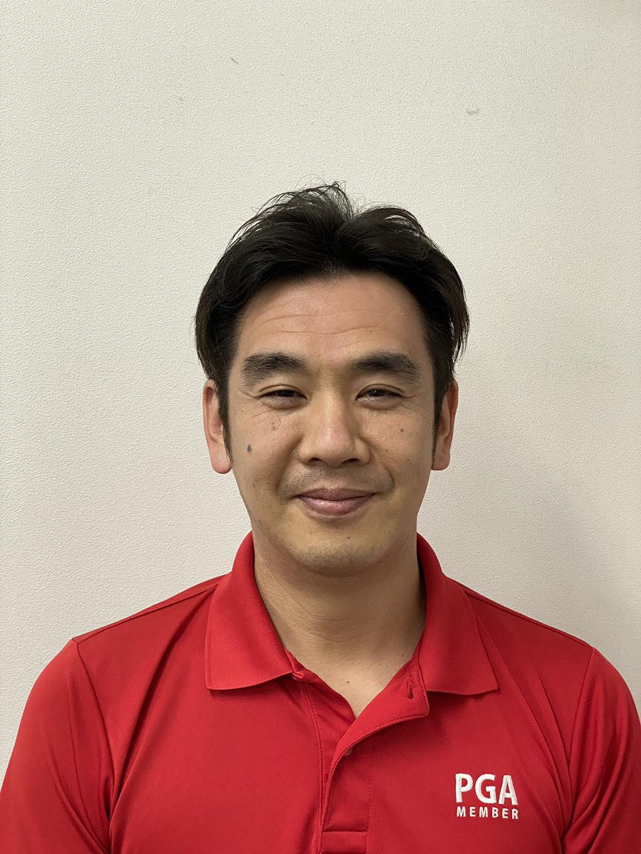 吉岡晋哉プロ オンラインレッスンスイングチェック